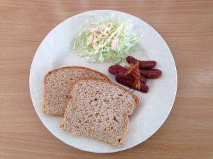 フィリピン語学スクールの朝食