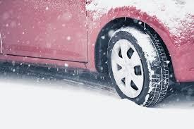 雪の日の運転