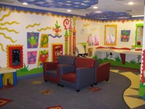 parenting room