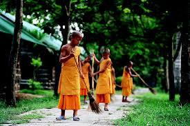 タイの仕事