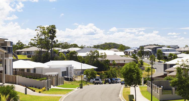 オーストラリアの家