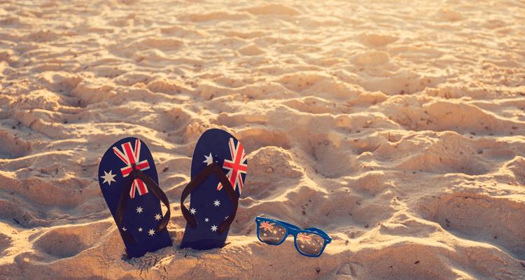 オーストラリア砂漠