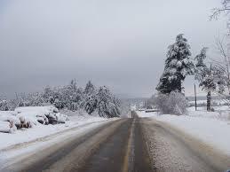 カナダの道路