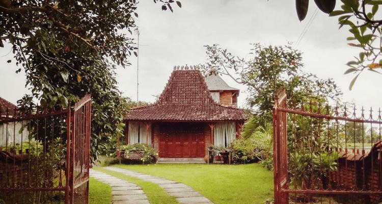 インドネシア住宅