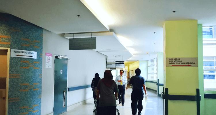マレーシア病院