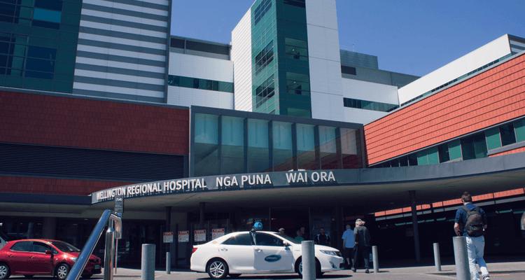 ニュージーランド病院