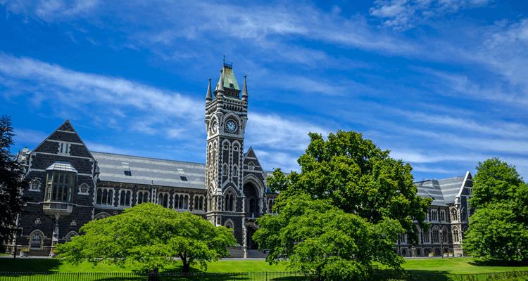 ニュージーランド大学
